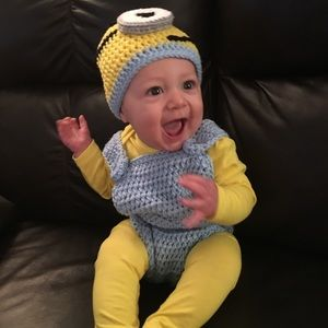 Other - Baby's Minion Costume